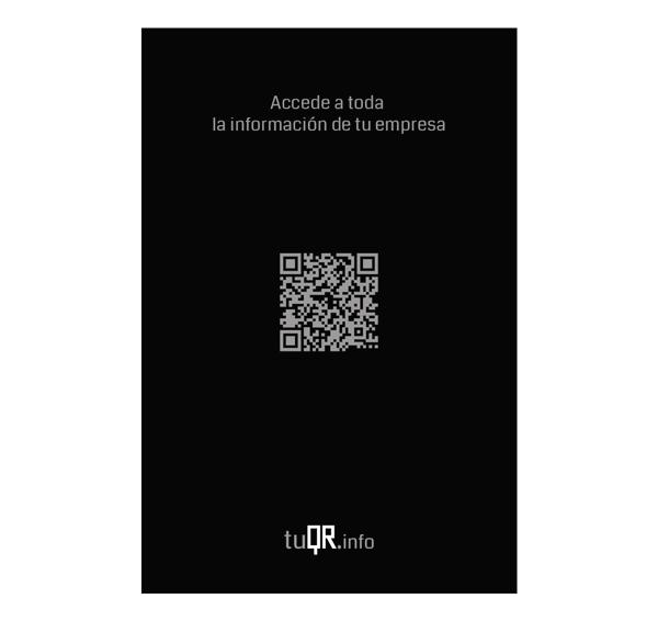 Tarjeta tuQr.info