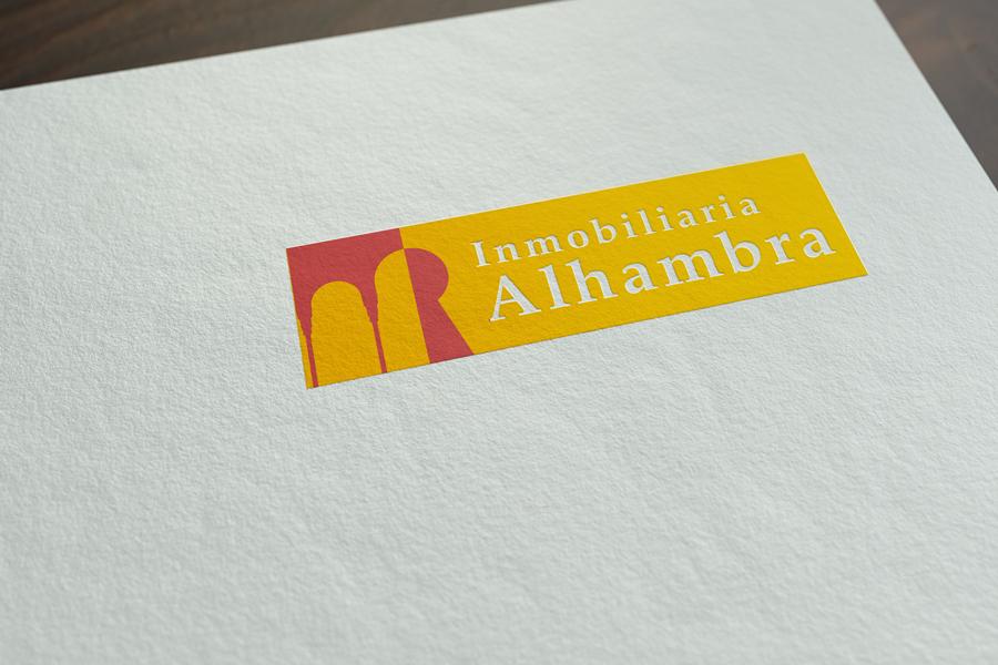Logotipo Inmobiliaria Alhambra