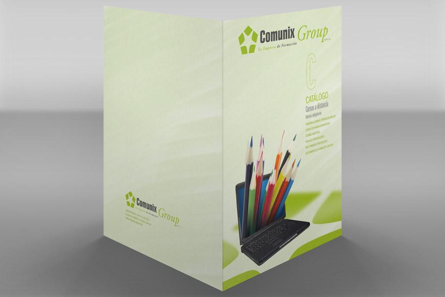 Catálogo Comunix