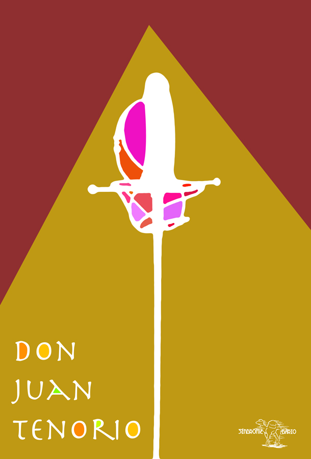 Cartel Don Juan Tenorío